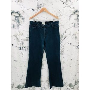 Levi's Perfectly Slimming Flare Leg Jeans